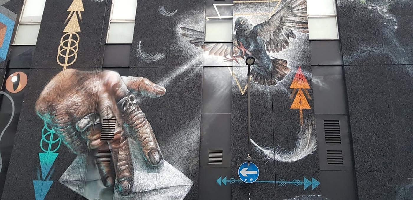 Hire A Graffiti Artist