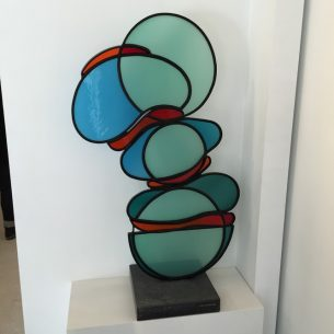 Art Glass Sculpture