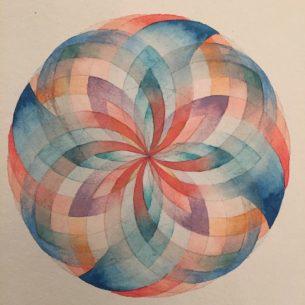 Symbolic Mandala Art