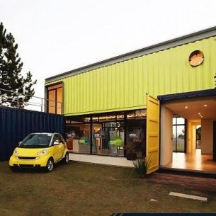 Prebuilt Container Home
