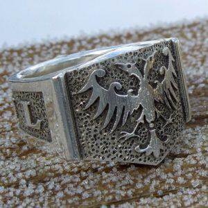 Custom Crest Ring