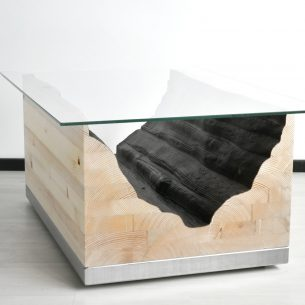 Charcoal Valley Table