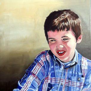 Portrait Oil Commissions