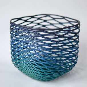 Recycled Plastic Baskets, Storage & Lamps