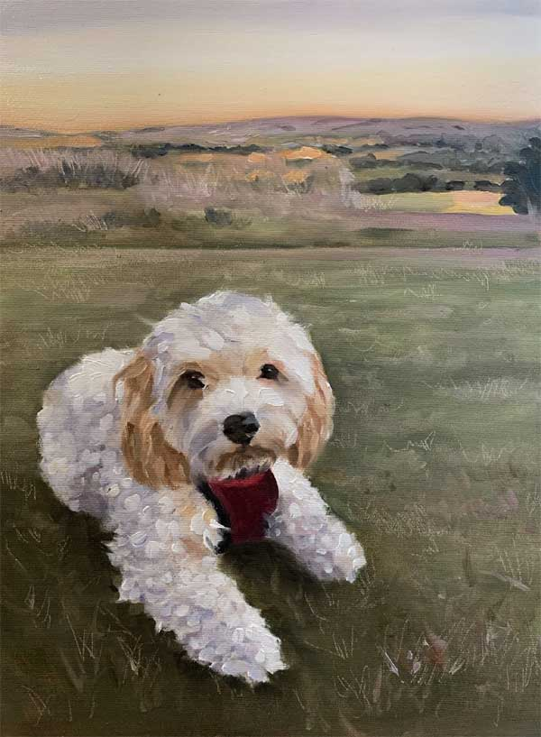 dog-oil-portrait-painting-from-photo