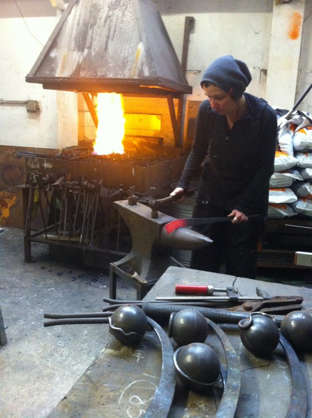 On the Forge