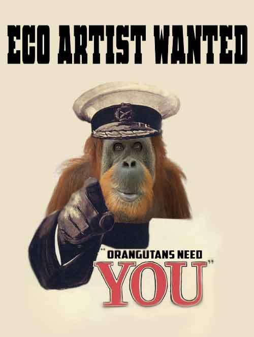 eco artist wanted