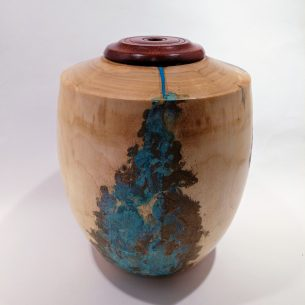 Woodturned Art Sculpture Commissions