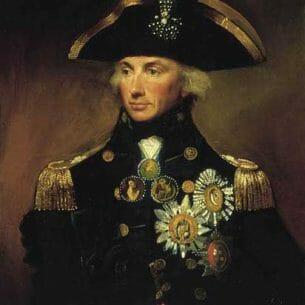 Abbott, Lemuel Francis: Rear-Admiral Sir Horatio Nelson