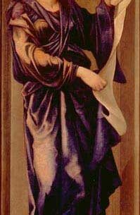 Burne-Jones, Sir Edward Coley(UK): A Sibyl Oil Painting Reproductions