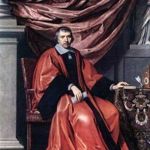 Champaigne, Philippe de(France): Portrait of Omer Talon Oil Painting Reproductions