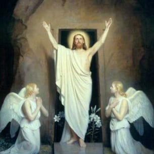 Bloch, Carl Heinrich(Danmark): The Resurrection Oil Painting Reproductions