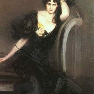 Boldini, Giovanni: Lady Colin Campbell Oil Painting Reproductions