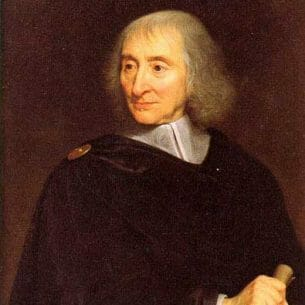 Champaigne, Philippe de(France): Portrait of Robert Arnauld d'Andilly Oil Painting Reproductions