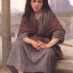 Bouguereau, William(France): The Bohemian Oil Painting Reproductions