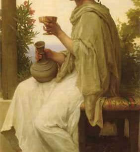 Bouguereau, William – Bacchante Oil Painting Reproductions