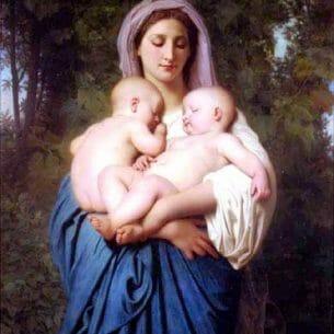 Bouguereau, William – Charity