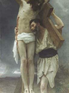 Bouguereau, William – Compassion Oil Painting Reproductions