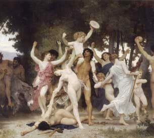 Bouguereau, William – The Youth of Bacchus