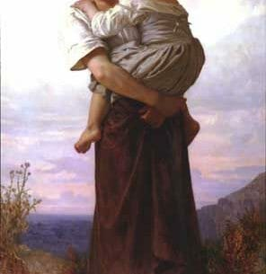Bouguereau, William – Young Gypsies
