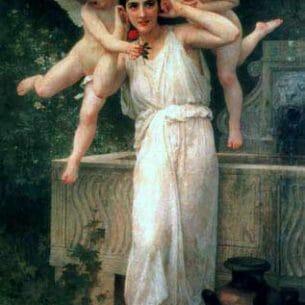 Bouguereau, William – Youth