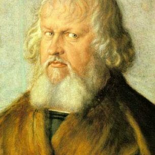 Durer, Albrecht: Portrait of Hieronymus Holzschuher Oil Painting Reproductions