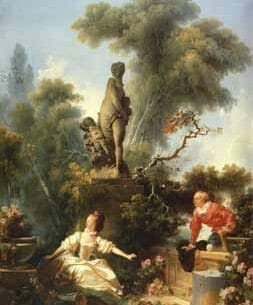 Boucher, Francois (France): The Meeting