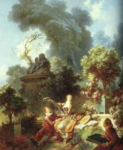 Boucher, Francois (France): The Lover Crowned