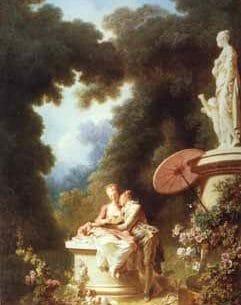 Boucher, Francois (France): Love Letters