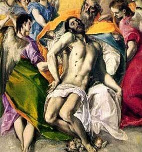 El Greco: The Holy Trinity