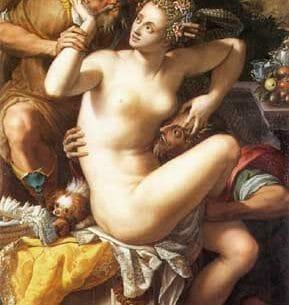 Alessandro Allori: Susanna and the elders