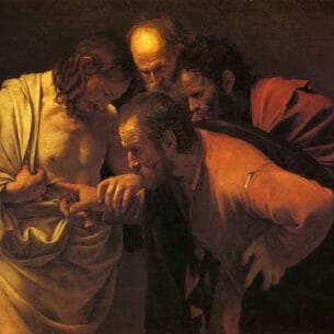 Caravaggio, Michelangelo Merisi da – Doubting Thomas