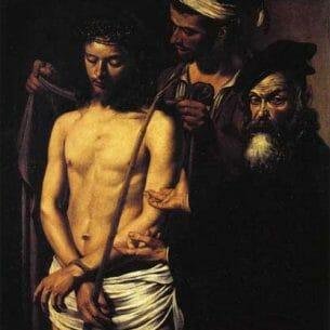 Caravaggio, Michelangelo Merisi da – Ecce Homo Oil Painting Reproductions