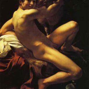Caravaggio, Michelangelo Merisi da – St. John the Baptist