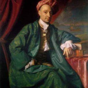 Copley, John Singleton(USA): Nicholas Boylston Oil Painting Reproductions