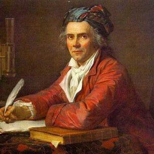 David, Jacques-Louis – Portrait of Alphonse Leroy Oil Painting Reproductions