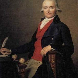 David, Jacques-Louis – Portrait of Gaspar Mayer Oil Painting Reproductions