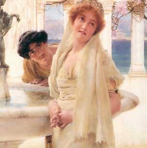 Alma-Tadema, Sir Lawrence: A Difference of Opinion