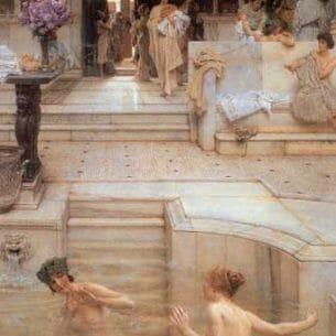 Alma-Tadema, Sir Lawrence: A Favorite Custom