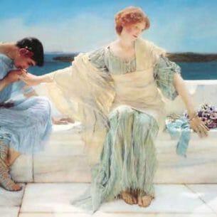 Alma-Tadema, Sir Lawrence: Ask Me No More