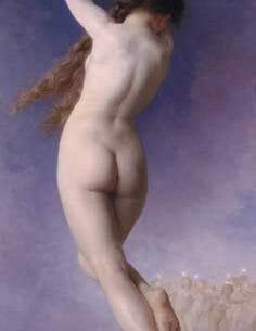 Bouguereau, William(France): The Lost Pleiad