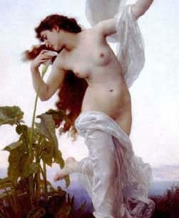 Bouguereau, William(France): Dawn Oil Painting Reproductions