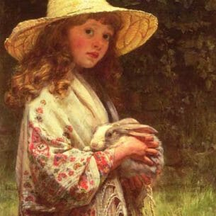 Beaumont, Frederick: Her Favourite Oil Painting Reproductions