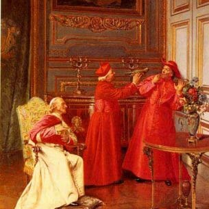 Brunery, François(Italy): Have no Fear! Oil Painting Reproductions