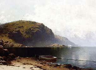 Bricher, Alfred Thompson(USA): Off Grand Manan Oil Painting Reproductions