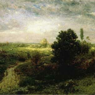 Alexander Helwig Wyant – Keene Valley