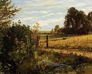 Cornelius Springer – Country Road Oil Painting Reproductions