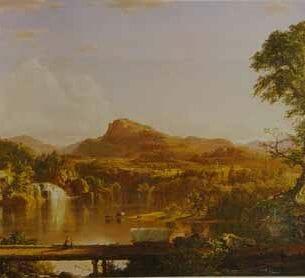 Church, Frederic Edwin(USA): New England Scenery