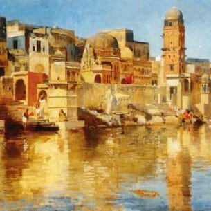 Edwin Lord Weeks –  Muttra Oil Painting Reproductions