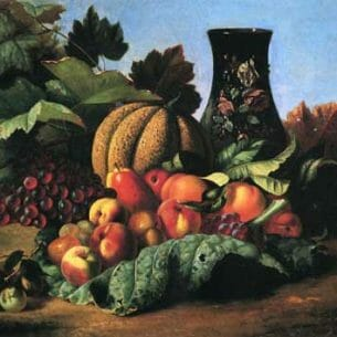 Andrew J. H. Way – An Abundance of Fruit Oil Painting Reproductions
